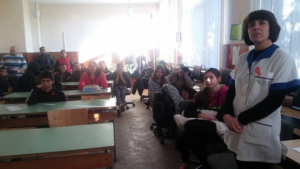Час по репродуктивно здраве в град Долна Митрополия